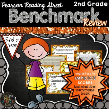 Reading Street 2nd Grade End of the Year Benchmark Review