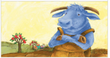 Pearson Reading Street First Grade Unit 1 Big Blue Ox