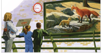 Pearson Reading Street First Grade Unit 1 Fox and a Kit