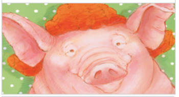 Pearson Reading Street First Grade Unit 1 Pig in a Wig