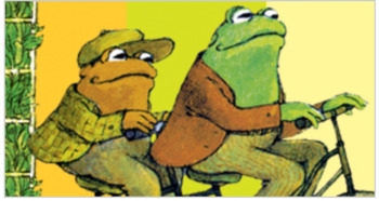 Pearson Reading Street First Grade Unit 3 Frog and Toad Together: The Garden
