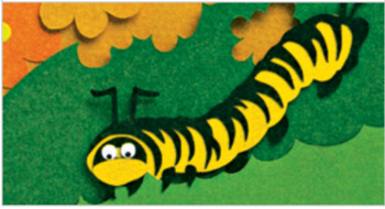 Pearson Reading Street First Grade Unit 3 I'm a Caterpillar