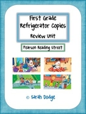 Pearson Reading Street Refrigerator Copies - 1st Grade Unit R
