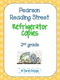 Pearson Reading Street Refrigerator Copies- 2nd grade