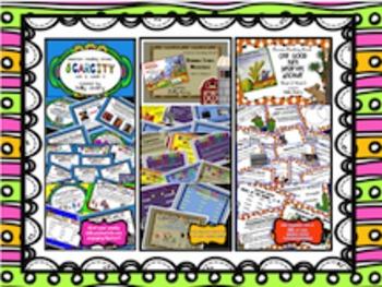 2nd Grade Reading Street Unit 2 Bundle