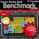 3rd Grade Reading Street Unit 4 Benchmark Review