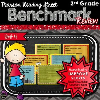 Reading Street Unit 4 Benchmark Review 3rd Grade