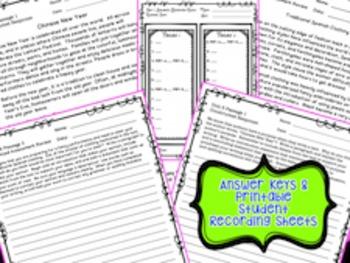 3rd Grade Reading Street Unit 5 Balanced Assessment Review