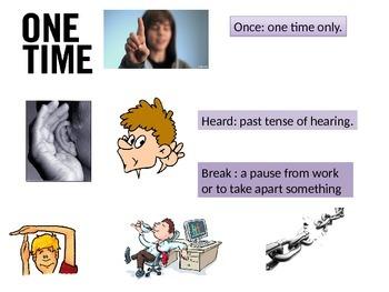 "2nd grade Unit 2 Story 1 ""Tara & Tiree"" words"