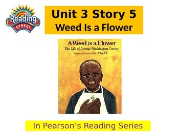 """2nd grade  Unit 3 Story 5 """"Weed is a Flower"""""""