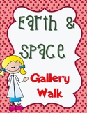 Pearson Science 5th grade Chapter 6 Earth and Space Science Gallery Walk