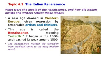 Pearson World History Powerpoint Topic 4