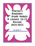 Pearson's Ready Gen 2nd grade, Lessons 12 and 13 (Charlotte's Web)