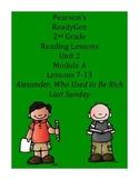 Pearson's Ready Gen 2nd grade, Unit 2 Module A: Lessons 7 - 13