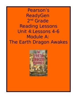 Pearson's Ready Gen 2nd grade, Unit 4 Module A: Lessons 4 - 6
