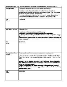 Pearson's Ready Gen 2nd grade, Unit 4 Module B: Lessons 3-6