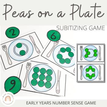 Subitizing Game