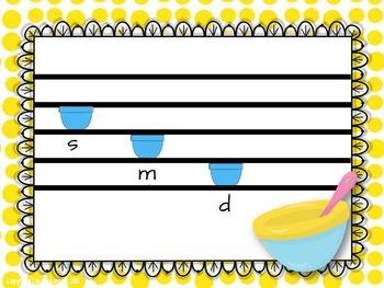 Pease Porridge Hot: A folk song for teaching ta rest and do