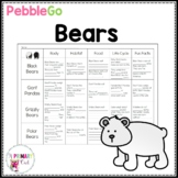 PebbleGo: Bear Research