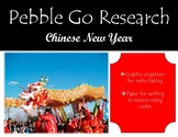 Pebble Go Chinese New Year Research, Note-taking, Writing to Source
