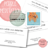 "Pebble Meditation: Student Journal for ""A Handful of Quiet"" by Thich Nhat Hanh"