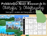 PebbleGO Research It: Georgia's Geography (Location, Geography, & Weather)