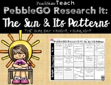 PebbleGO Research It: The Sun & Its Patterns, Day & Night,