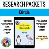 PebbleGo Bird Research