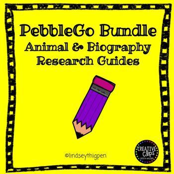 PebbleGo Bundle