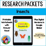 Pebble Go Insects Research -- Distance Learning