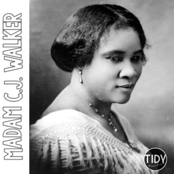 Madam C.J. Walker Research Hunt