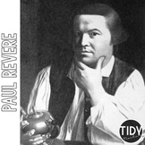Paul Revere Pebble Go Research Hunt