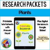 PebbleGo Plant Research