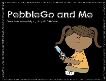 PebbleGo Research and Writing