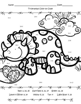 PebbleGo ~ Triceratops Research Graphic Organizer