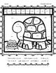 PebbleGo ~ Turtle Research Graphic Organizer