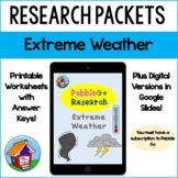 Pebble Go Extreme Weather Research -- Distance Learning