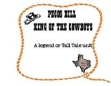 Pecos Bill- Legend and Tall Tale- Texas