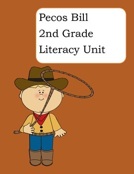 Pecos Bill Literacy Activity