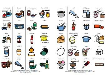 Pecs more foods