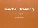 Pedagogy and Methodology Crash Course Training PowerPoint