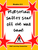 Pedestrian Safety Off the Wall Game