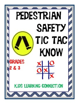 Pedestrian Safety Tic Tac Know