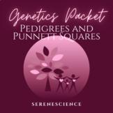 Pedigrees and Punnett Squares