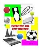 Pedometer Personal Fitness Task Sheet