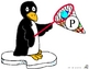 Pedro Penguin Fishes fo P Words