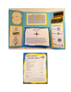 Pedro's Journal Lapbook and Book Report Project