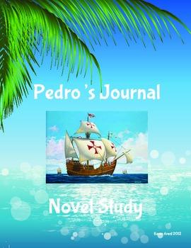 Pedro's Journal Complete Novel Study