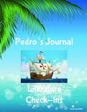 Pedro's Journal Literature Check-Ins