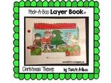 Peek-A-Boo Layer Book: Christmas Theme